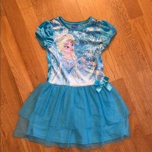 Disney Frozen Elsa dress